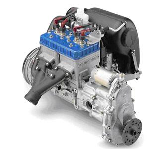 ROTAX ® 582 UL DCDI model 99